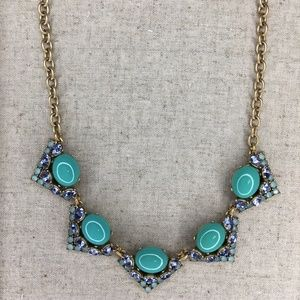Rory Statement Necklace - Blue | Stella & Dot